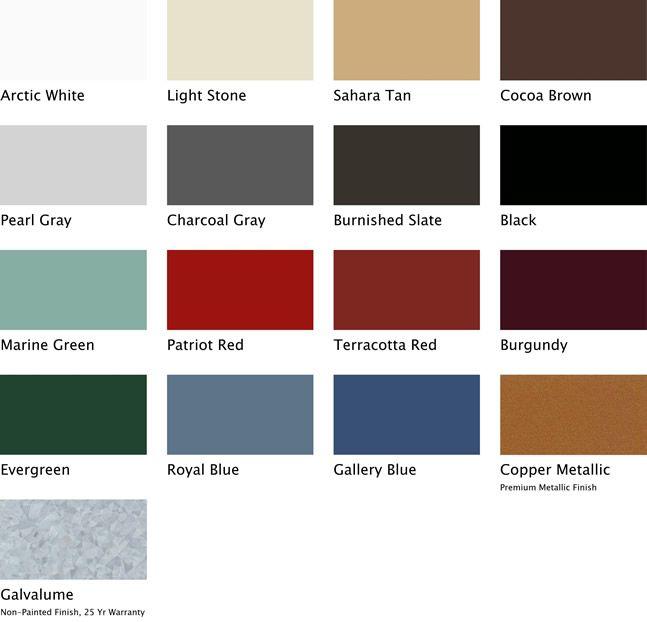 Image Ii Standing Seam Metal Roofing Metal Roof Colors Metal Roof Roof Colors