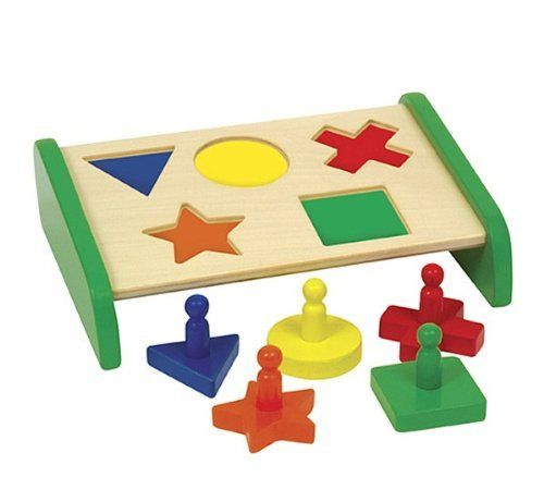 c4b326f1e31b This fun manipulative helps children practice geometric recognition and  counting as well as color and shape sorting skills.