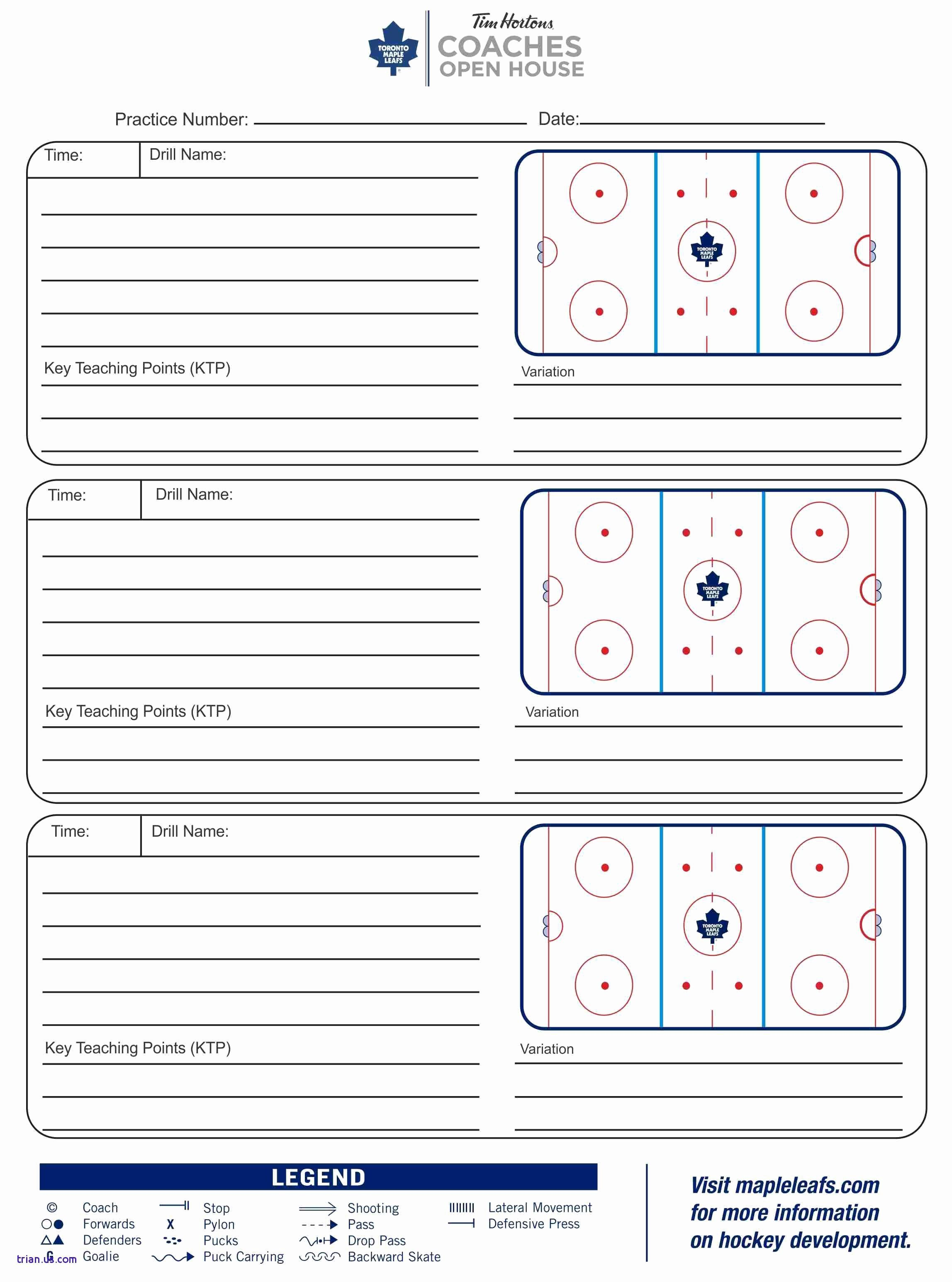 Blank Basketball Practice Plan Template Unique 021