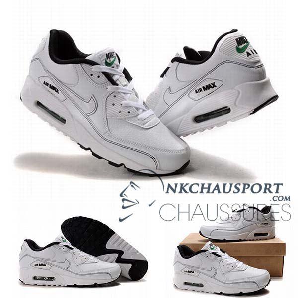 Nike Air Max 90 | Meilleur Chaussures Running Homme Blanche