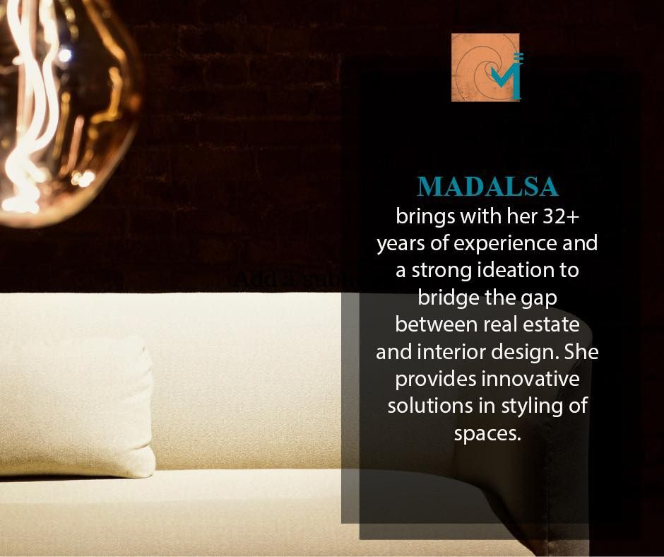 With A Vast Experience In This Space Madalsa Has The Ability To