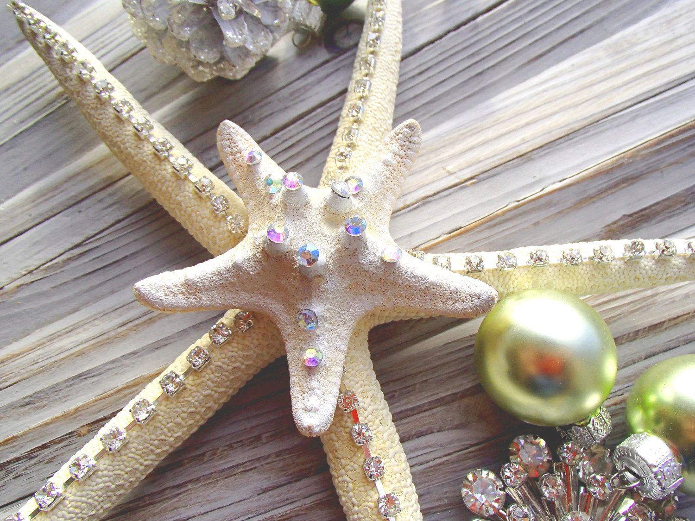 Sea shell christmas ornaments - Sea Shell Christmas Tree Ornaments Holiday By Somethingbeachystore 25 00
