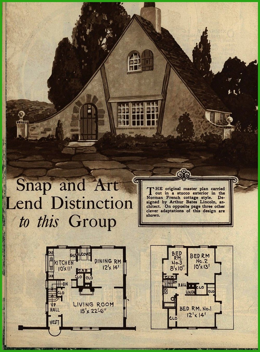 book of artistic homes shown in rotogravure illustrating the work of many of the most prominent small house architects in America Building Age and National Builder Free D...