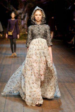 Milán Fashion Week: Dolce & Gabbana