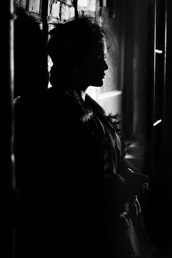 Film Noir 2/3 | Photography - Noir | Film noir, Black, white