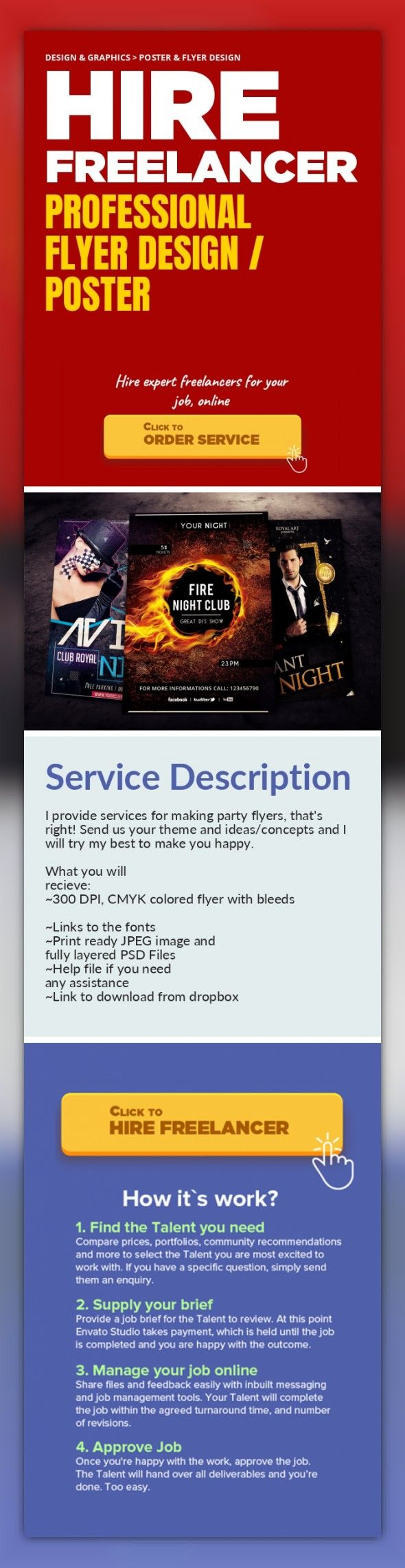 professional flyer desi freelancers by templatesbravo inc
