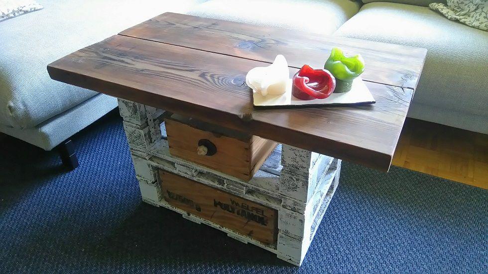 Couchtisch paletten - Holzpaletten kaufen obi ...