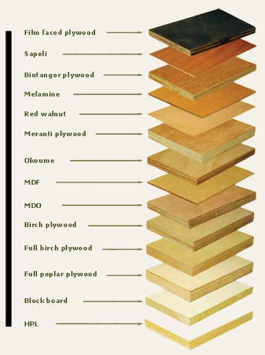 Types Of Plywood Core Material The Inside Story Home Design