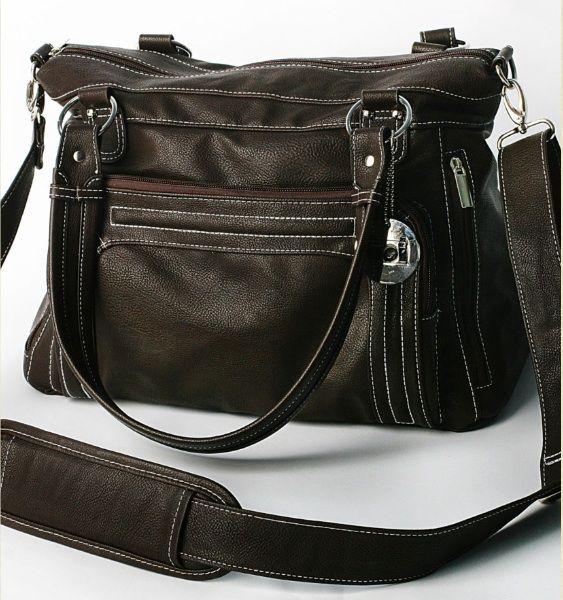 Epiphanie Ginger Camera Bag
