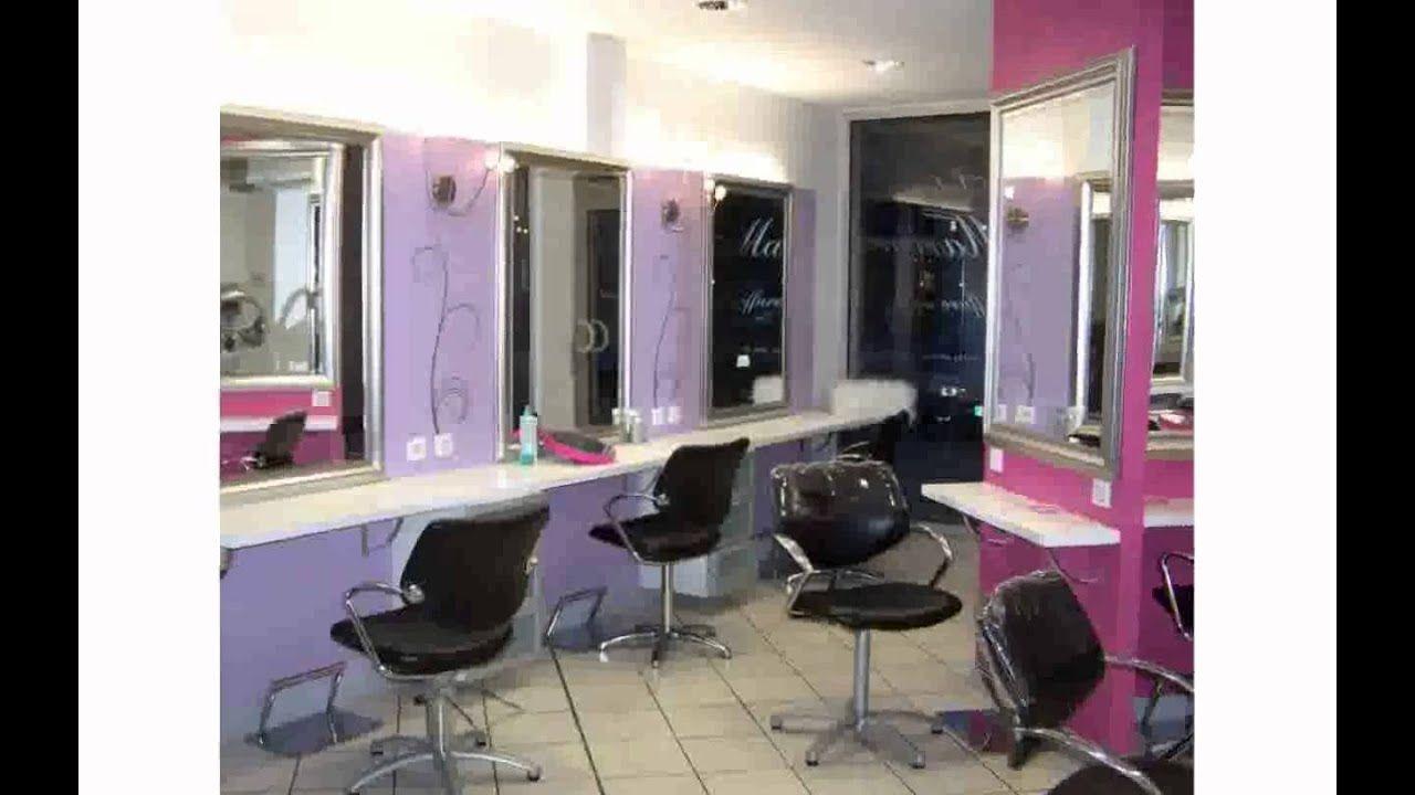 16++ Decoration salon de coiffure le dernier