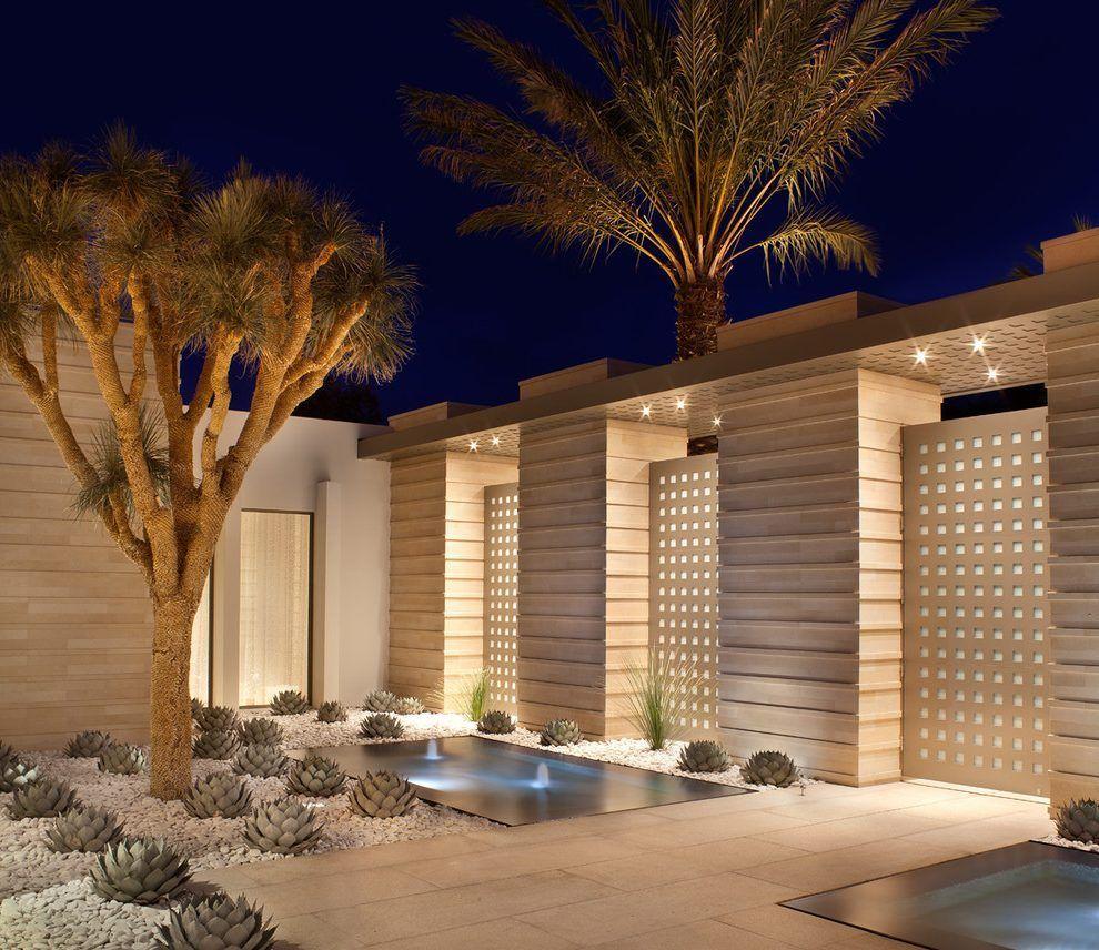 Image Result For Modern Desert Landscape Desert Landscaping