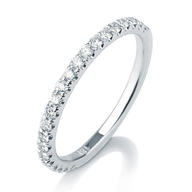 Diamond ring for women platinum wedding bands delicate