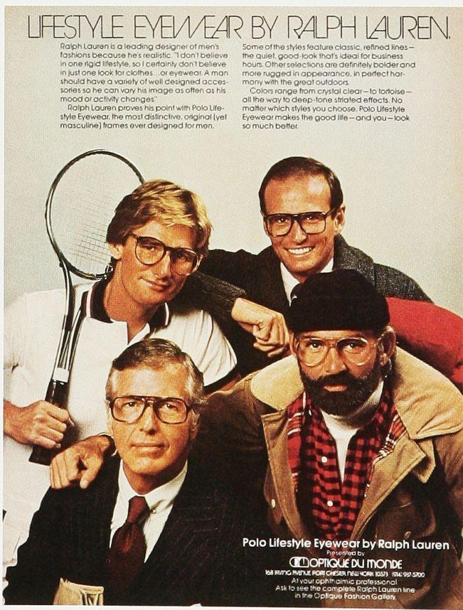 7e1d819748 Ralph Lauren Optique Du Monde Retro Sunglasses
