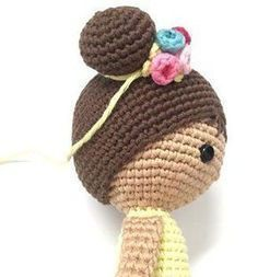 Amigurumi Bebek Yapımı #dollhats