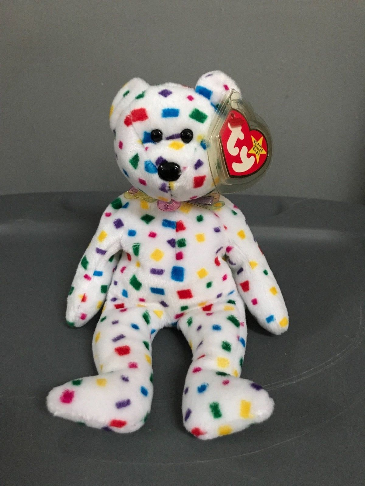 4de0a6f7a69 rare ty 2k beanie baby with errors mint condition