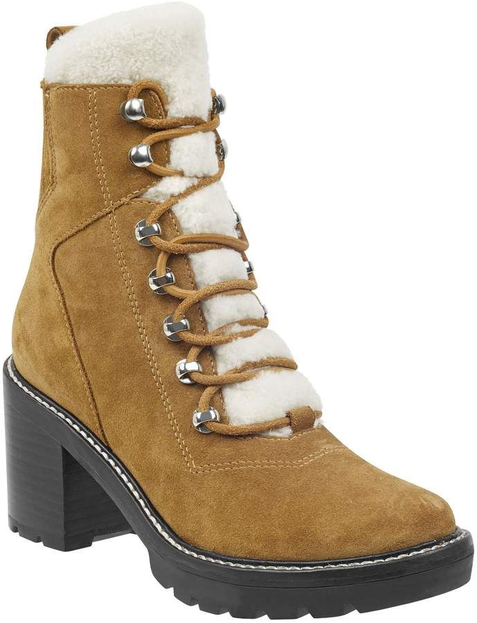 eb7358fab9f Marc Fisher Denise Combat Boot | Products | Boots, Combat boots ...