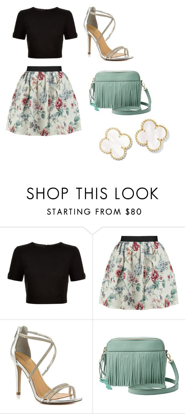 """""""Untitled #99"""" by zeyneb-mess ❤ liked on Polyvore featuring Ted Baker, Raoul, ALDO and FOSSIL"""