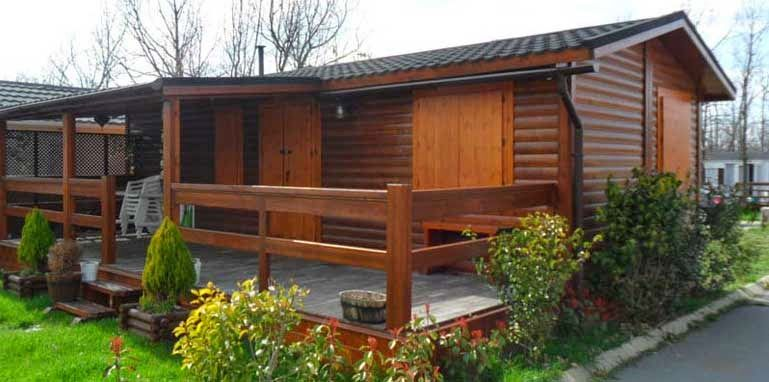 Desain Rumah Kayu Sederhana Cantik Asri Rumah Mungil