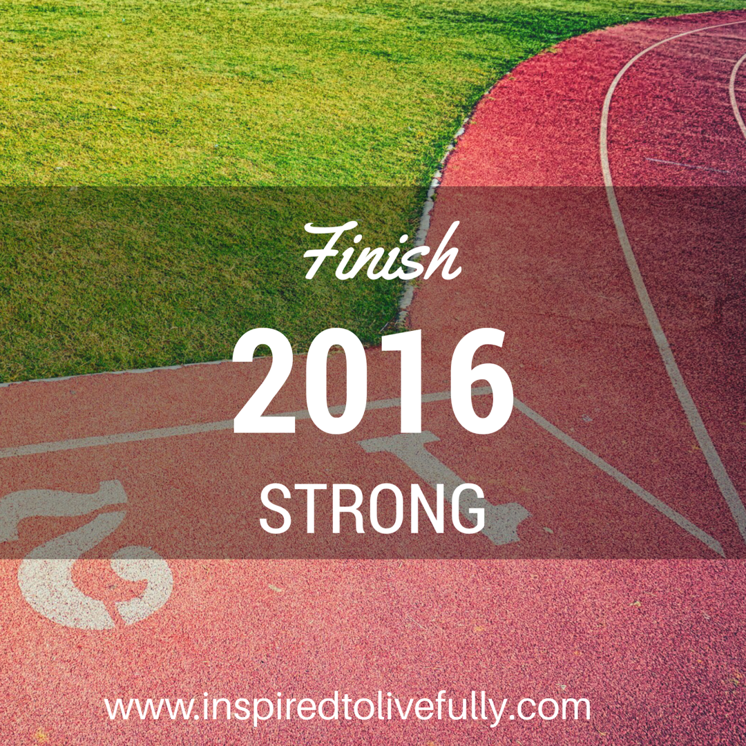 Finish 2016 Strong In 3 Easy Steps