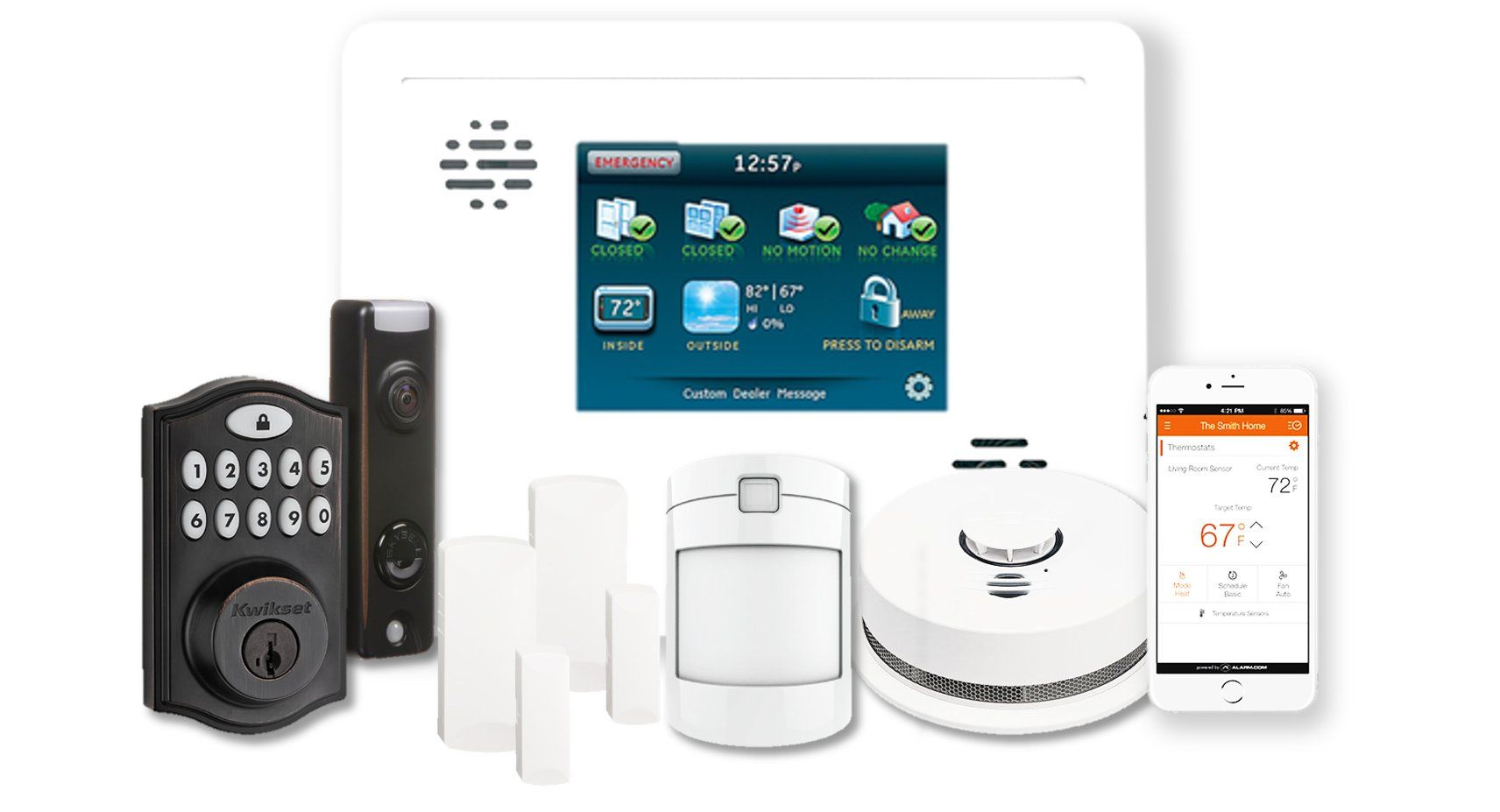 Nfl and nhl players choose us smart home automation