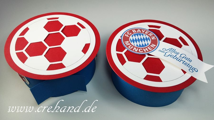 crehand Box Circle-Collection Fußball FC-Bayern außen Stampin Up 2016-01-13 21.18.39