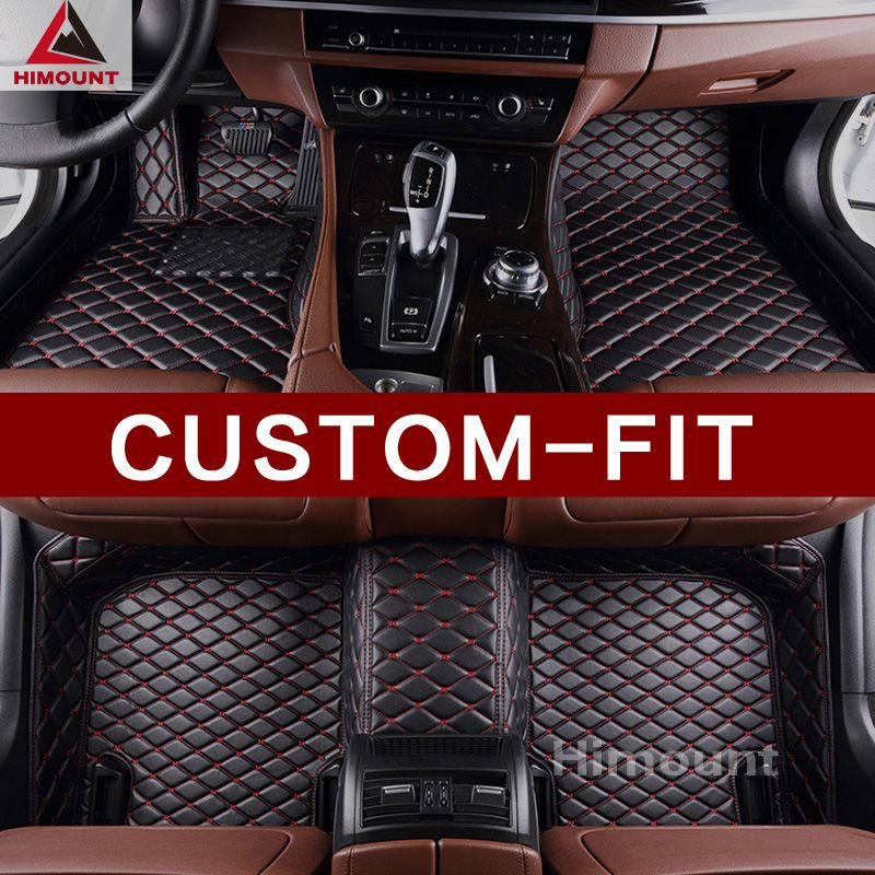 Check Discount Car Floor Mats For Bmw 3 5 7 Series F20 E90 F30 E60 F10 F11 G30 F01 G11 X1 X3 X4 X5 X6 F48 E83 F25 E Car Floor