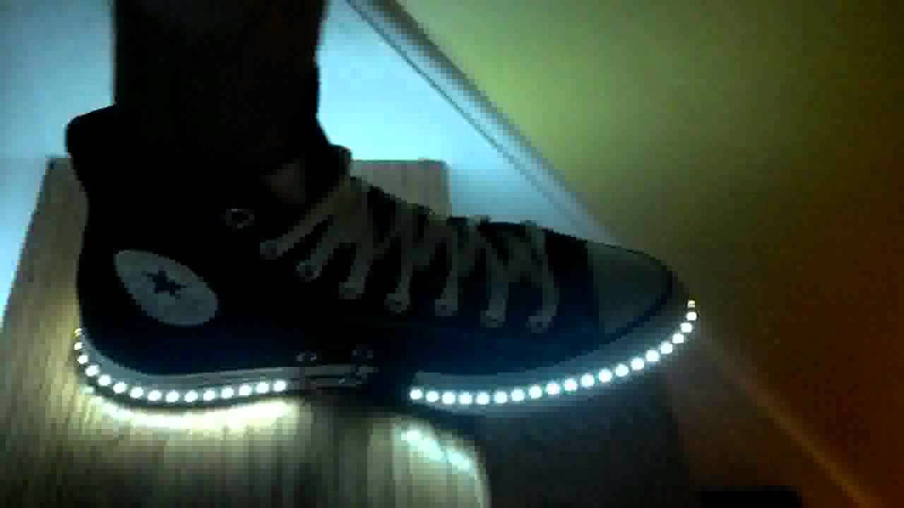 diy led shoes for adults | adult light up shoes | pinterest | diy
