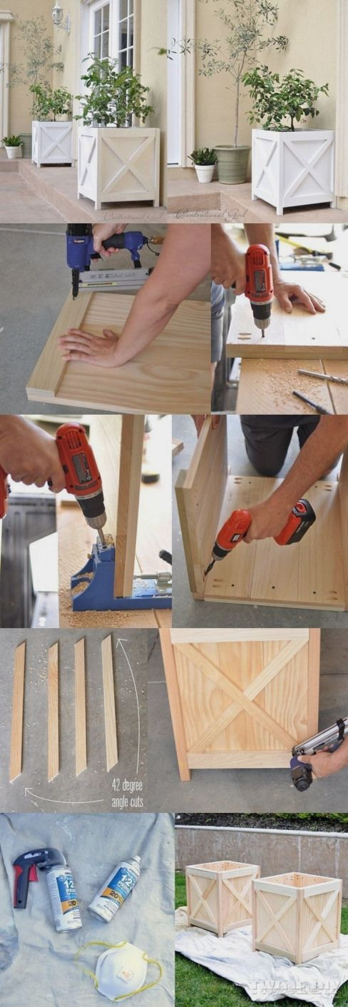 carpentry projects woodworkideas outdoorwood is part of Diy furniture plans -