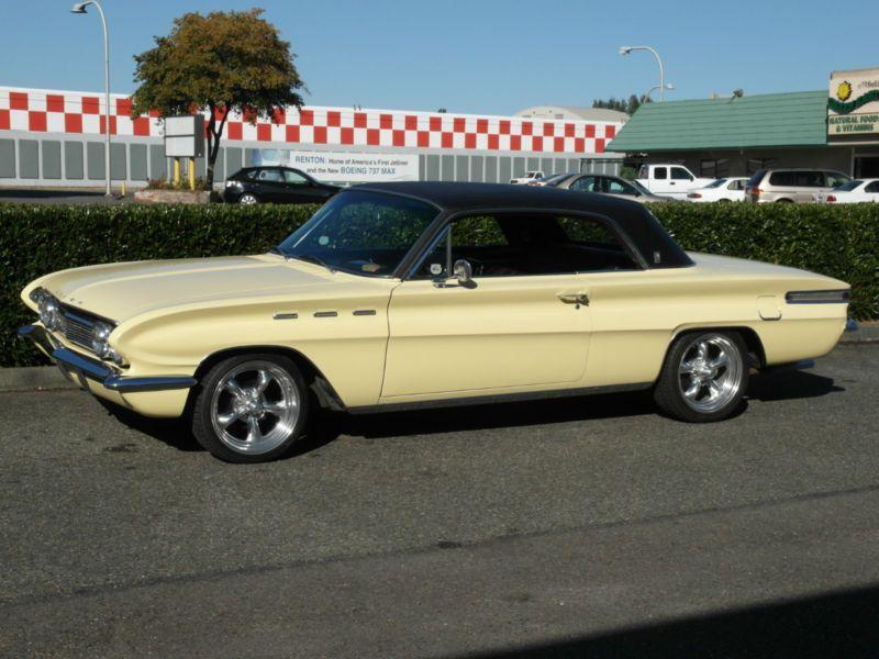 1962 Buick Skylark 2 Door Hardtop Buick Skylark Buick Skylark