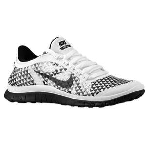 Nike Free 3.0 V5 Blanc / Noir