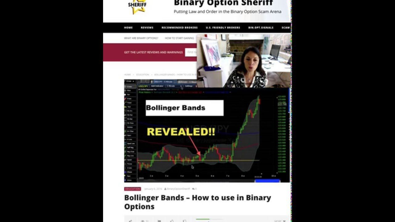 Binary Option Sheriff