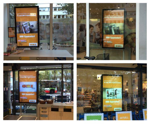 Obi Eppendorf Baut Auf Digitale Werbung Bei Budnikowsky Werbung Obi Werbespot