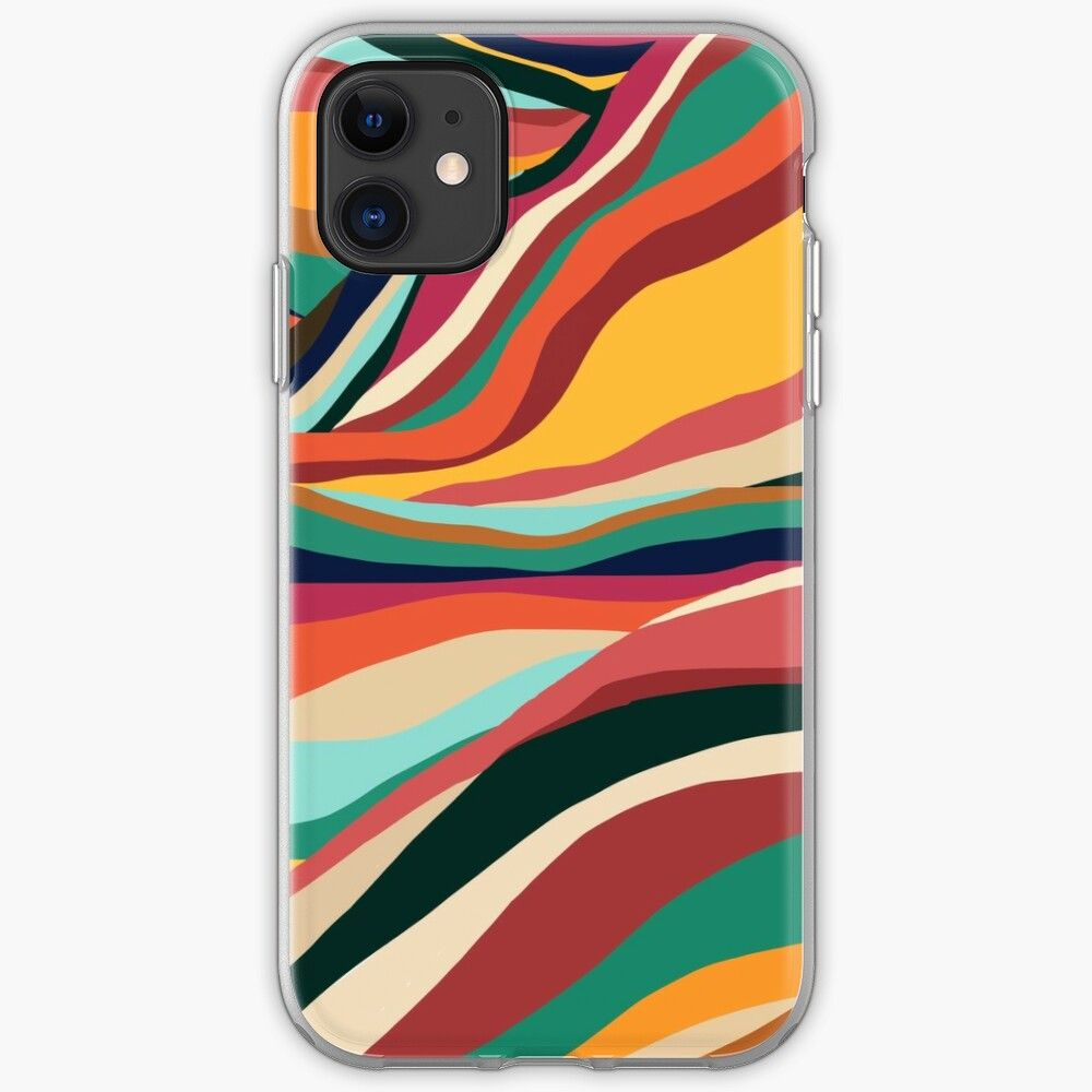 'Rainbow mountains' iPhone Case by trajeado14 in 2020 ...