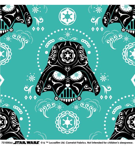 Star Wars Sugar Skulls Dia de los Muertos Pet No-Tie Dog Bandana