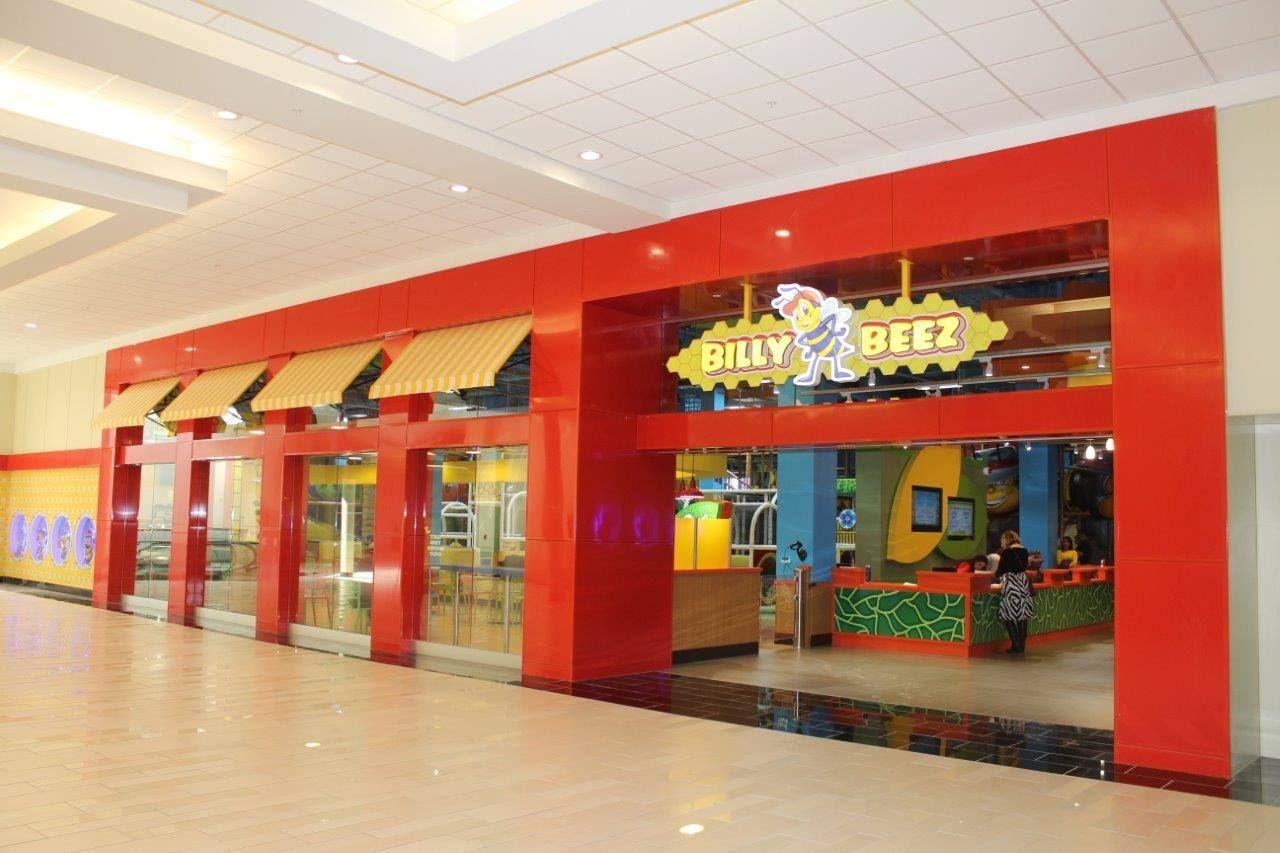 Holyoke Mall At Ingleside Billy Beez Snow Fun Ingleside Kids