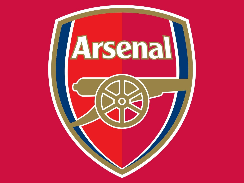 arsenal logo - Free Large Images   Arsenal soccer, Arsenal crest, Arsenal wallpapers