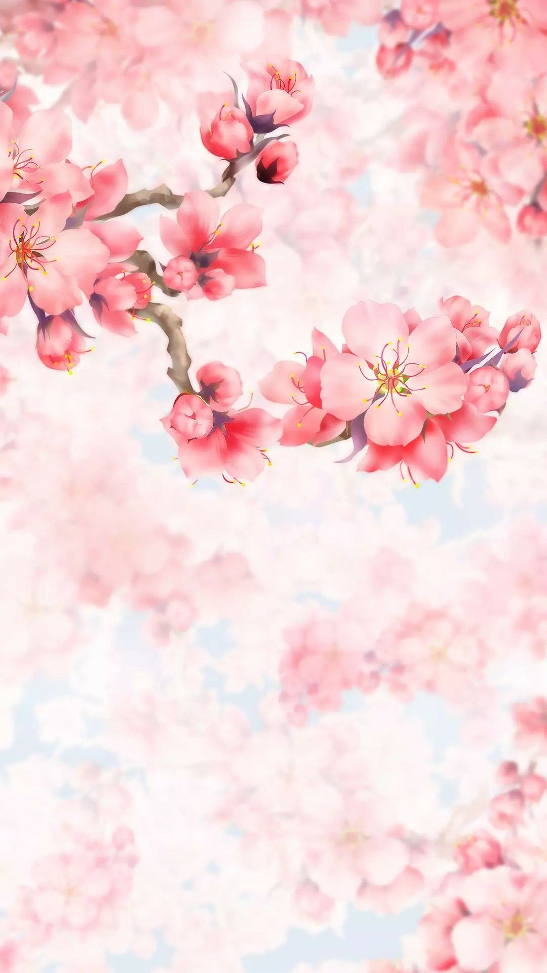 So Prettyp Flower Background Wallpaper Floral Wallpaper Flower Wallpaper