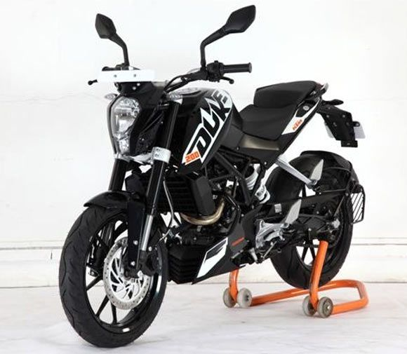 Ktm Duke 390 Specifications And Price In India Ktm Duke Ktm