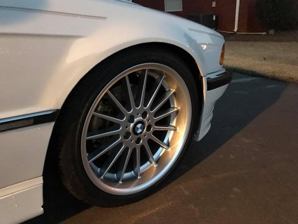 Bmw E38 White Style 32 20 Quot Bmw E38 Pinterest White