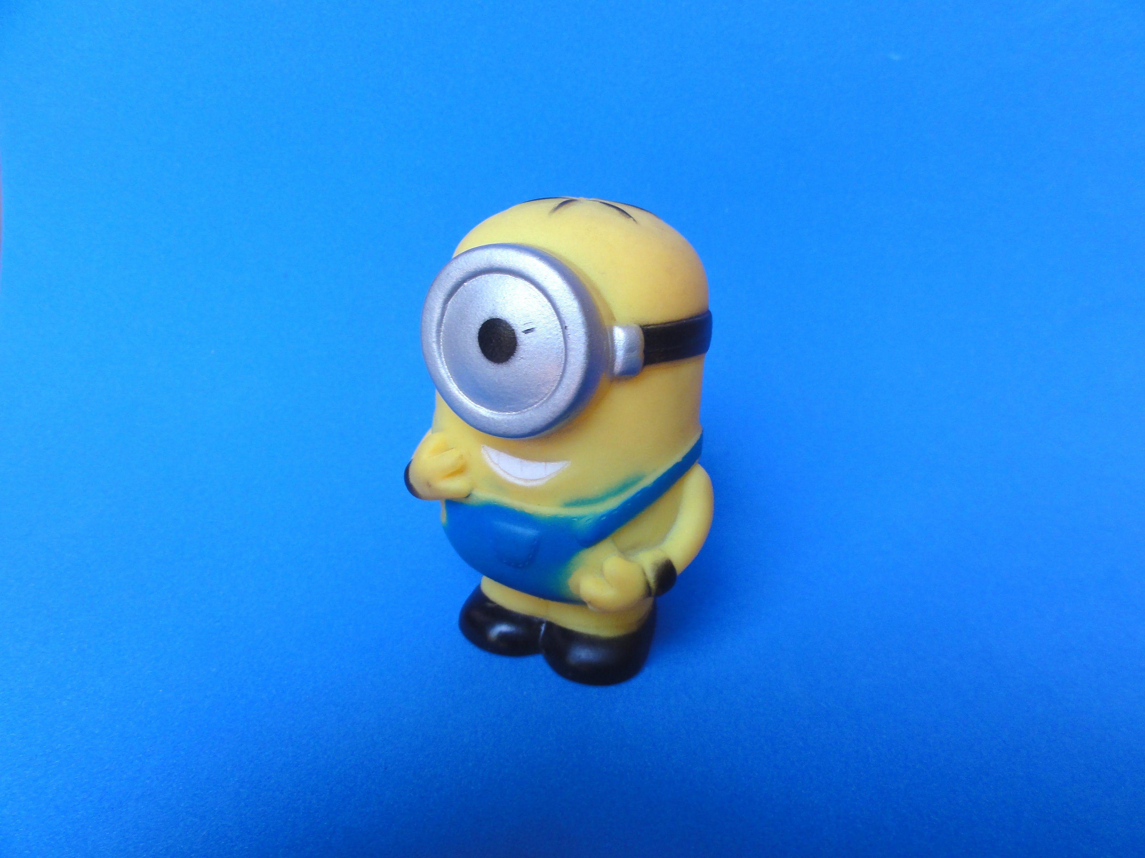 MINION juguetes de plastico plastic toys