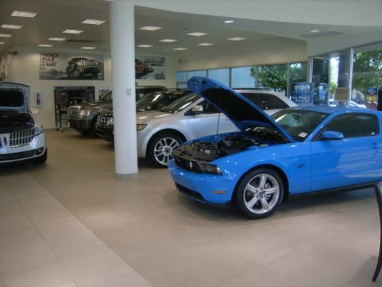Check Out This Mustang Don Bohn Ford  Harvey, Louisiana
