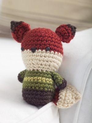 Filipa Fox Crochet Amigurumi Fox Free Pattern Haken Gratis