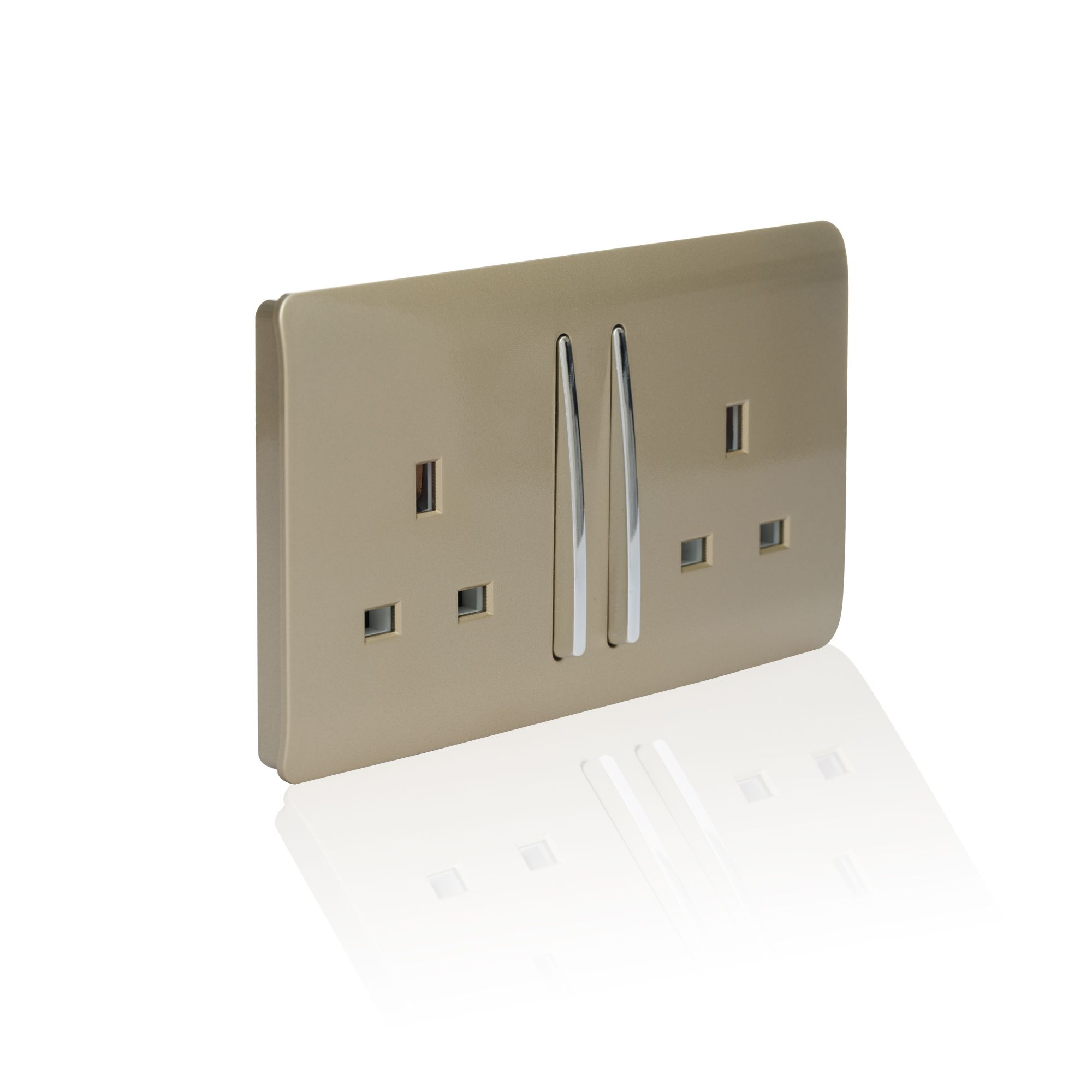 Trendi Switch Our Decorative Designer Retro Light Switch Plug