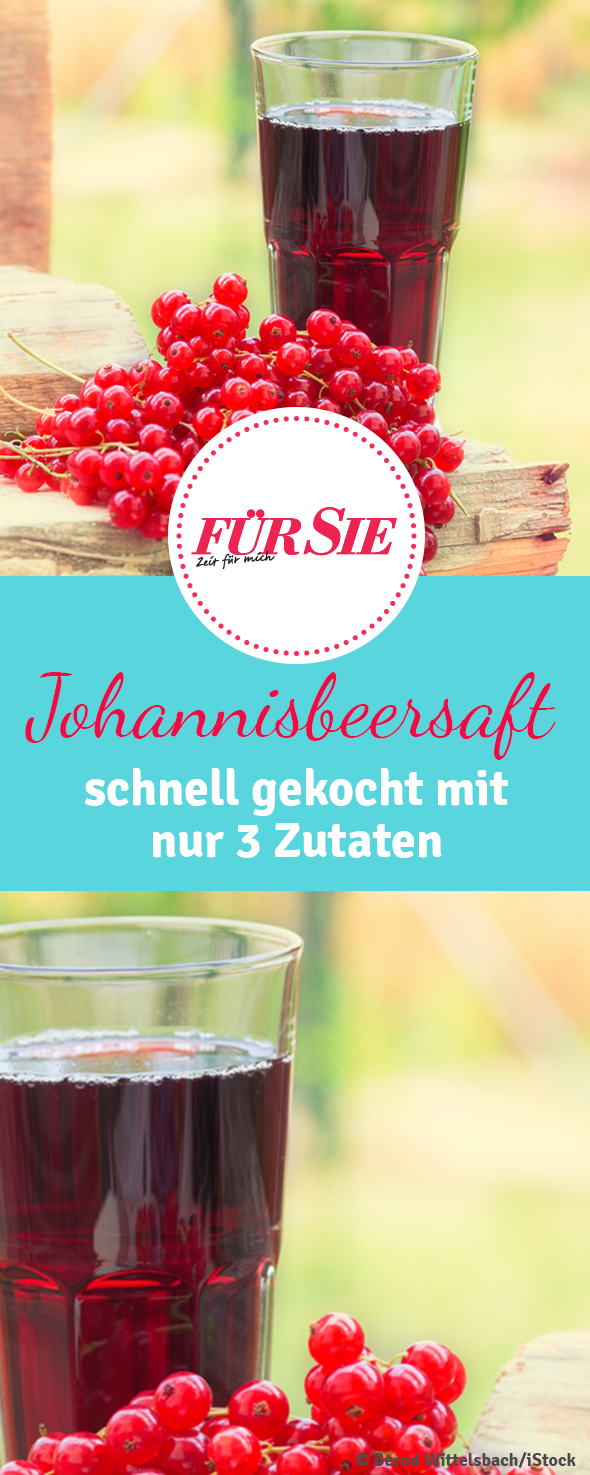 johannisbeersaft einkochen sommerliche drinks pinterest saft johannisbeeren und. Black Bedroom Furniture Sets. Home Design Ideas