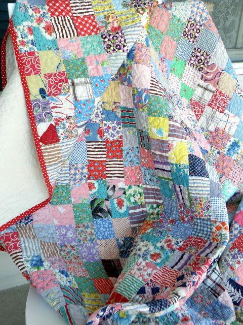 Little Pieces of My Life Shop: Scrappy Squares