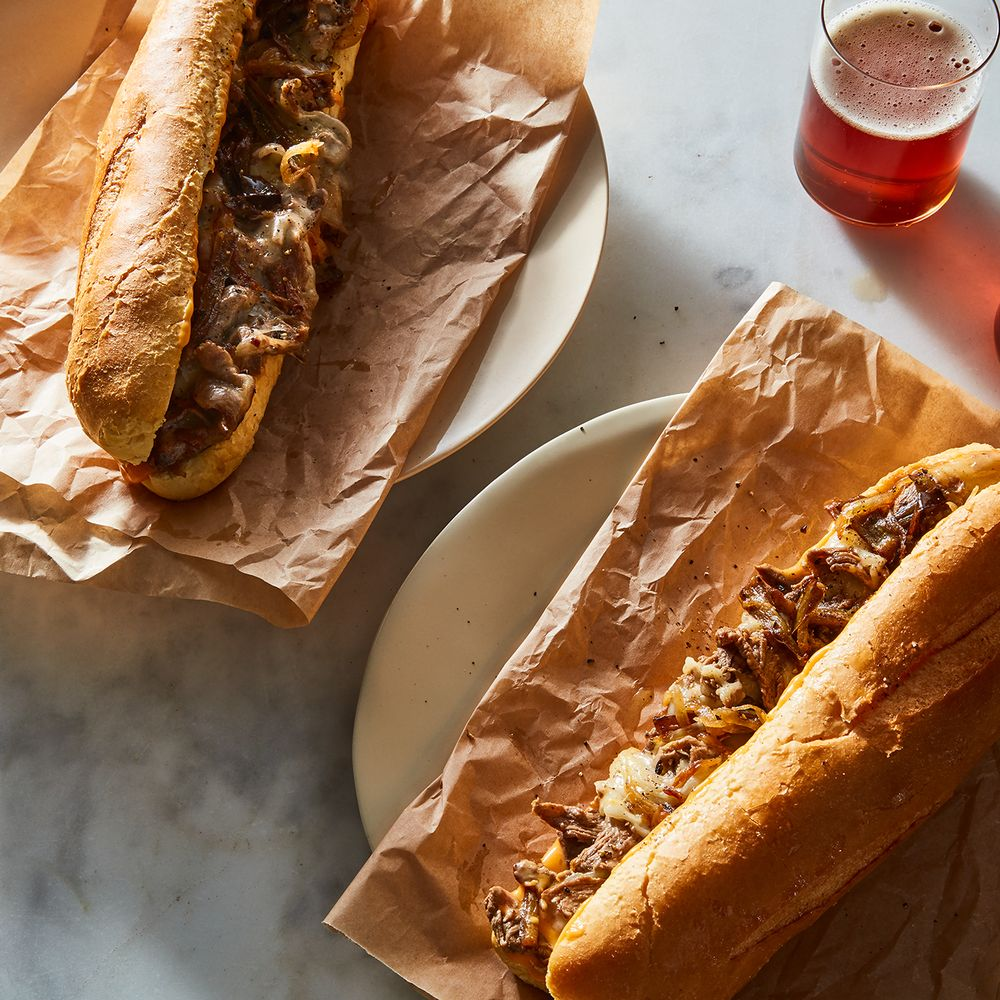 Our Best Philly Cheesesteak Recipe Food recipes