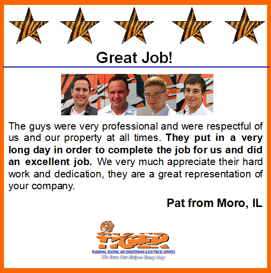 Great Job Team Five Star Friday Heating And Air Conditioning
