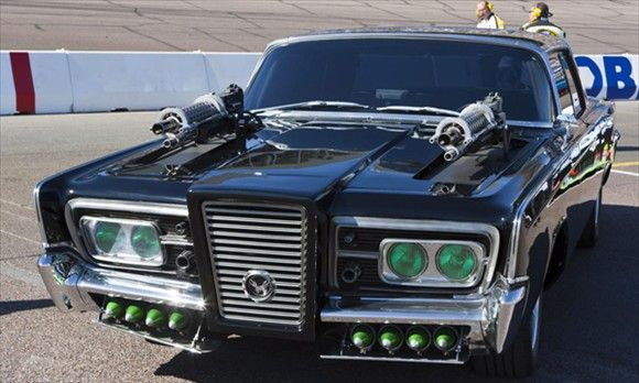 Green Hornet S Weapon Of Choice 1966 Chrysler Imperial Crown