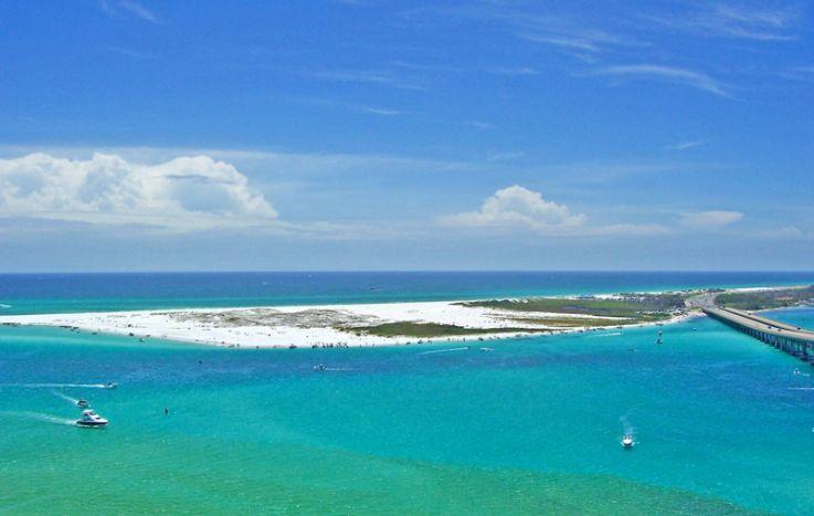 Princess Beach Okaloosa Island Our Wedding Destination