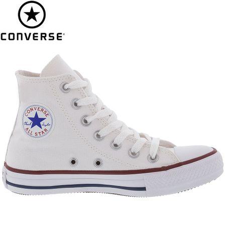 Tênis Converse All Star Cano Médio Branco em 2019 | Converse